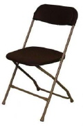 Where to rent CHAIR FLDG BROWN in Merrillville IN