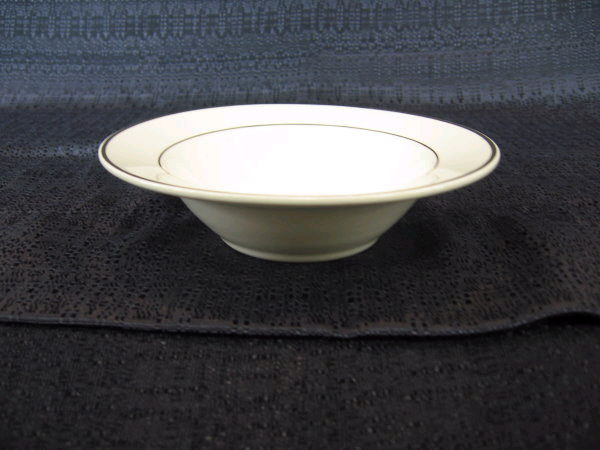 Where to find BOWL SOUP 10 OZ GOLD CHINA in Merrillville