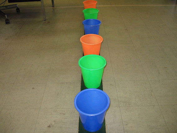 Where to find BUCKET TOSS in Merrillville
