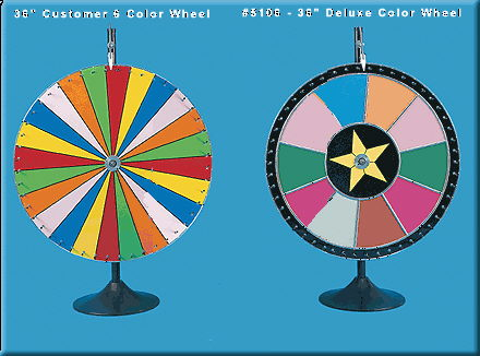 Where to find COLOR WHEEL 36  LRG in Merrillville