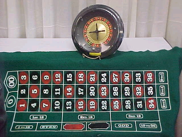 Where to find LAS VEGAS ROULETTE WHEEL in Merrillville
