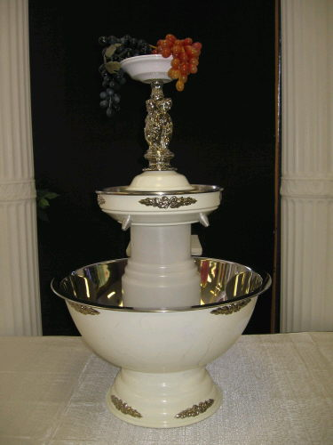 Where to find FOUNTAIN 5 GAL WHITE SILVER in Merrillville