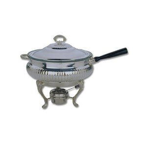 Where to find CHAFER SILVER 3QT ROUND in Merrillville