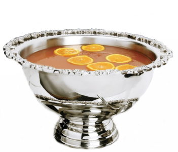 Where to find BOWL SILVER PUNCH 14QT in Merrillville