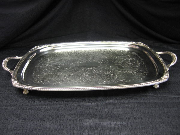 Where to find TRAY SILVER OBLONG 14X24 in Merrillville