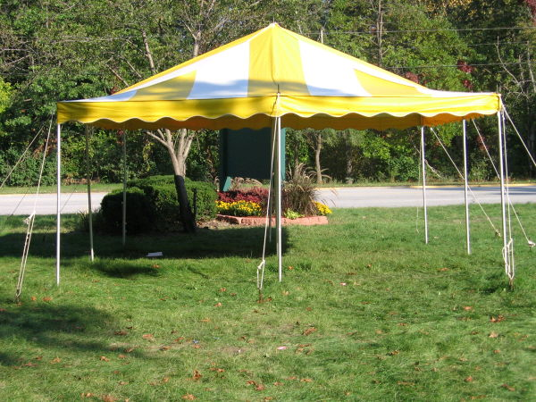Where to find CANOPY 16X16 Y   W in Merrillville