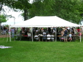Where to rent TENT CANOPY 20X30 WHITE in Merrillville IN