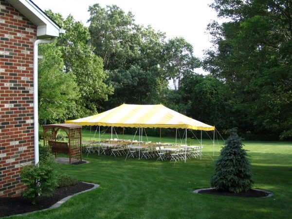 Where to find CANOPY 20X30 Y   W  no sidewall rope in Merrillville