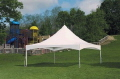 Where to rent TENT FRAME 20X20X8  PEAK WHITE in Merrillville IN