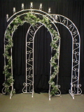 Where to rent ARCH WHITE WEDDING in Merrillville IN