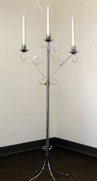 Where to find CANDELABRA CHROME 3 BRANCH in Merrillville