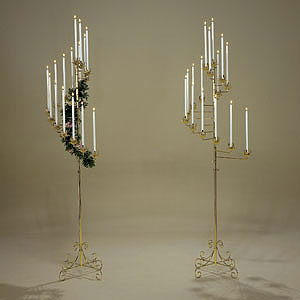 Where to find CANDELABRA BRASS 15BR SPIRAL in Merrillville