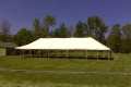 Where to rent TENT 30X75 WHITE 5PCE in Merrillville IN
