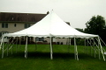 Where to rent TENT 30X 30 WHITE  2 PCE in Merrillville IN