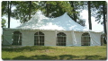 Where to rent TENT 30X 45 WHITE 3 PCE in Merrillville IN