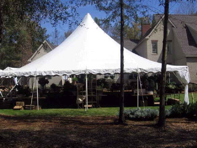 Where to find TENT POLE 40X 40 in Merrillville