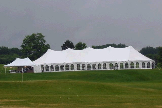 Tent Pole 40x120 Rentals Merrillville In Where To Rent