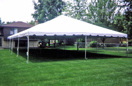 Where to find TENT FRAME 30X60 QTOP in Merrillville