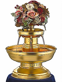 Where to find FOUNTAIN 3 GAL GOLD in Merrillville