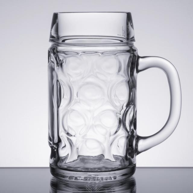 Where to find GLASS 16oz Beer Mug in Merrillville